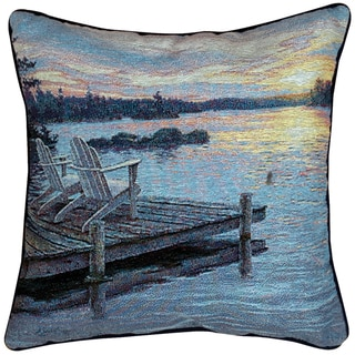 Preferred Seating Tapestry Throw Pillow