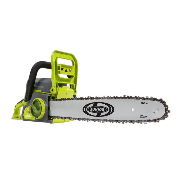 iON Cordless Chain Saw