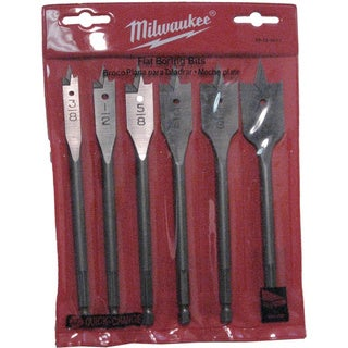 Milwaukee 49-22-0071 Flat Boring Bit Kit