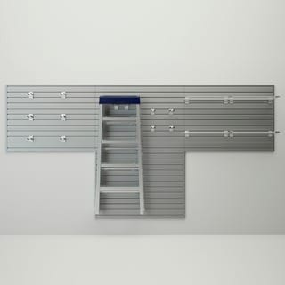 Flow Wall 48 sq. ft. Wall Storage Set