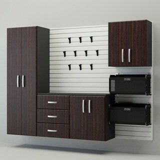 Flow Wall 5-piece Cabinet Set