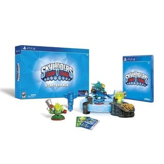 PS4 - Skylanders Trap Team Starter Pack