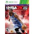 Xbox 360 - NBA 2K15