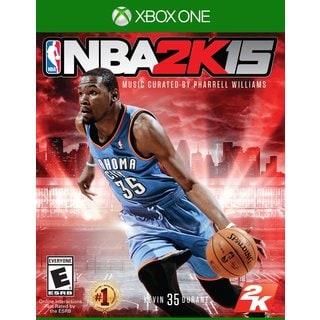 Xbox One - NBA 2K15