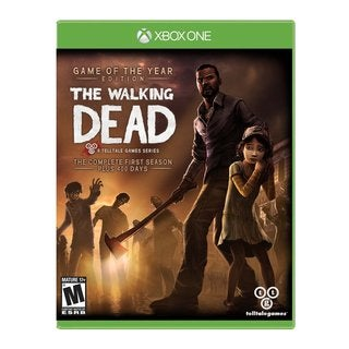 Xbox One - Walking Dead: Game of the Year Edition