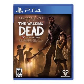 PS4 - Walking Dead: Game of the Year Edition