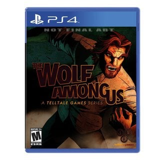 PS4 - Wolf Among Us