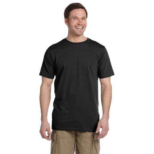 Econscious Men's Ringspun Organic Cotton Undershirts (Set of 6) 12936998
