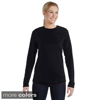 Women's Missy Fit Jersey Long Sleeve T-shirt