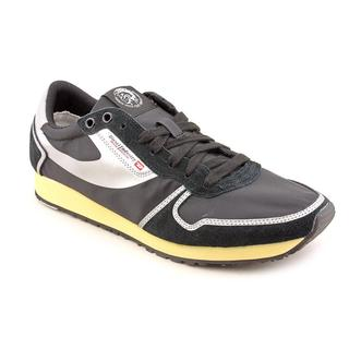 Diesel Men's 'Great Era Pass On' Nylon Athletic Shoe