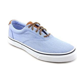Sperry Top Sider Men's 'Striper CVO Chambray' Basic Textile Athletic Shoe
