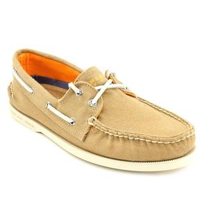 Sperry Top Sider Men's 'A/O 2-Eye Soft Canvas' Canvas Casual Shoes