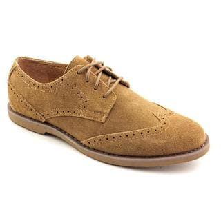 Calvin Klein Men's 'Faxon 2' Regular Suede Dress Shoes