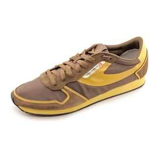 Diesel Men's 'Great Era Pass On' Leather Athletic Shoe