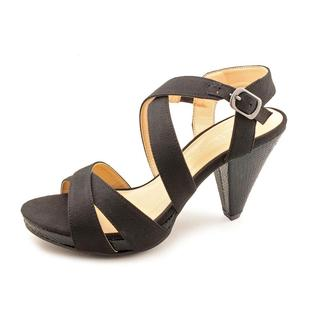 CL By Laundry Women's 'Wonderful' Faux Suede Sandals