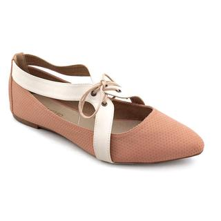 Restricted Women's 'Gimmie' Faux Leather Casual Shoes