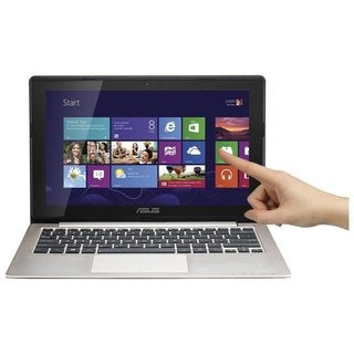 ASUS Q200E-BCL0803E Touchscreen 11.6-inch Intel Celeron 1.5GHz 4GB 320GB Win 8 Ultrabook