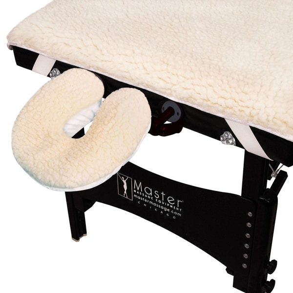 Ultra Fleece Massage Table Pad Set