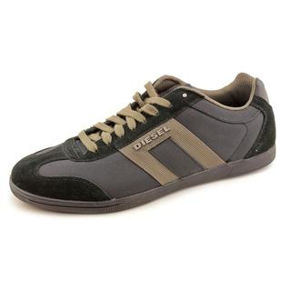 Diesel Men's 'Vintagy Lounge' Regular Suede Athletic Shoe