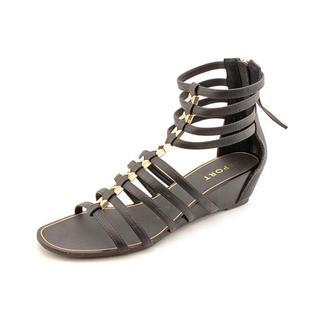 Report Women's 'Megan' Faux Leather Sandals