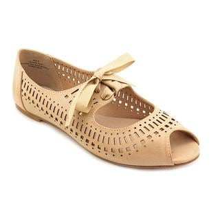 Restricted Women's 'Mix Tape' Faux Leather Casual Shoes