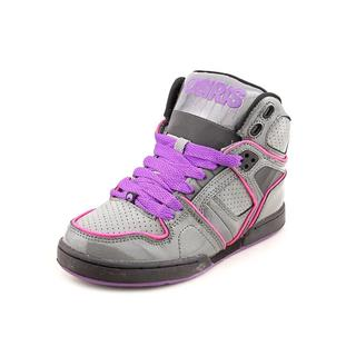 Osiris Girl (Youth) 'NYC 83 SLM ULT' Leather Athletic Shoe