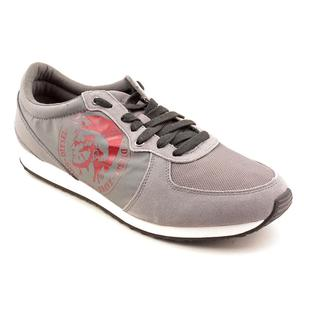 Diesel Men's 'Great Era A-Head' Basic Textile Athletic Shoe