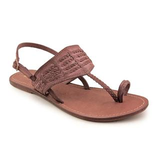 Matisse Women's 'Dreamy' Leather Sandals