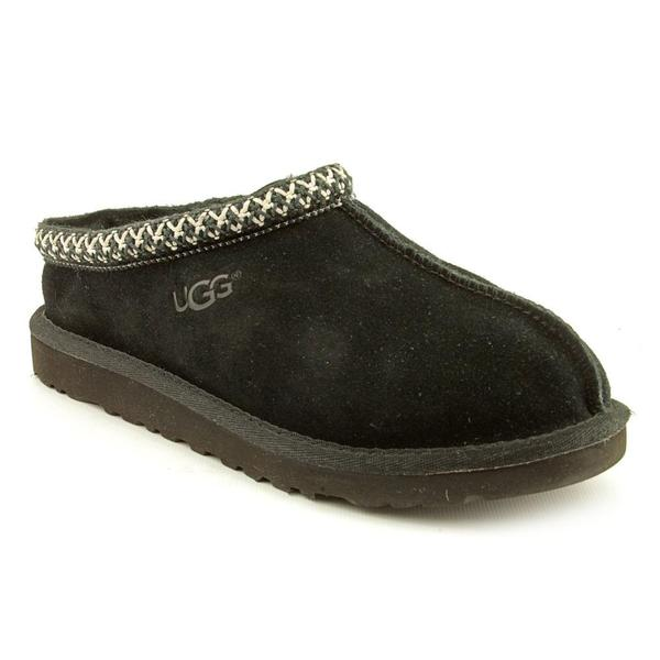 Ugg Australia Boy (Youth) 'K Tasman' Faux Suede Casual Shoes (Size 4 )