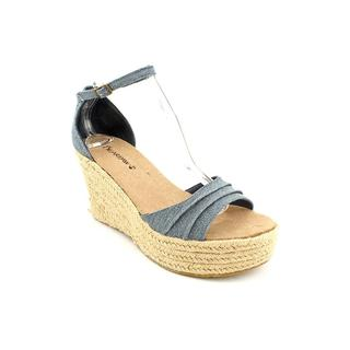 Bearpaw Women's 'Blossom' Canvas Sandals