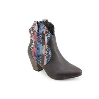 Rebels Women's 'Sheffield' Leather Boots