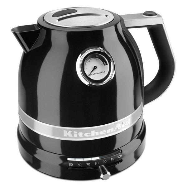 KitchenAid KEK1522OB Pro Line Series Onyx Black Electric Kettle