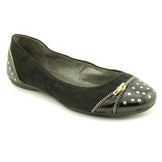 Style & Co Women's 'Peekaboo' Faux Suede Dress Shoes