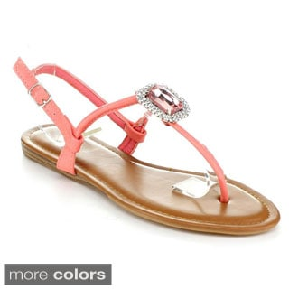 Top Moda Beach-5 Women's Casual Flat Sandals