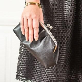 Women's Vintage Clutch with Survival Kit