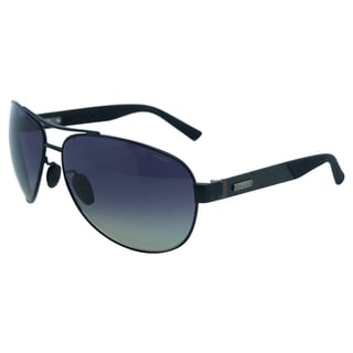 Gucci Men's GG 2246/S 4VHWJ Polarized Aviator Sunglasses
