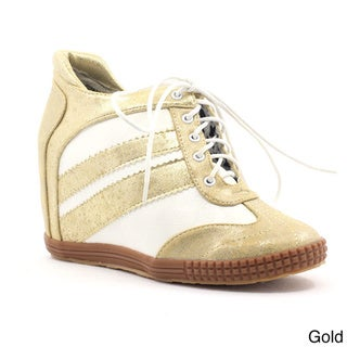 FFC New York Women's 'Yiona' Sneaker Wedges