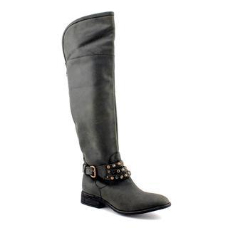 Steven Steve Madden Women's 'Smoken' Nubuck Boots