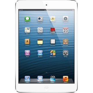Apple 64GB iPad mini with Wi-Fi and 4G LTE for Verizon in White and Silver