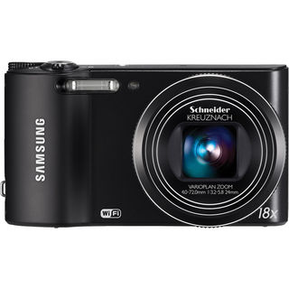 Samsung WB150F SMART Long Zoom Wi-Fi 16.2MP Black Digital Camera (New Non Retail Packaging)