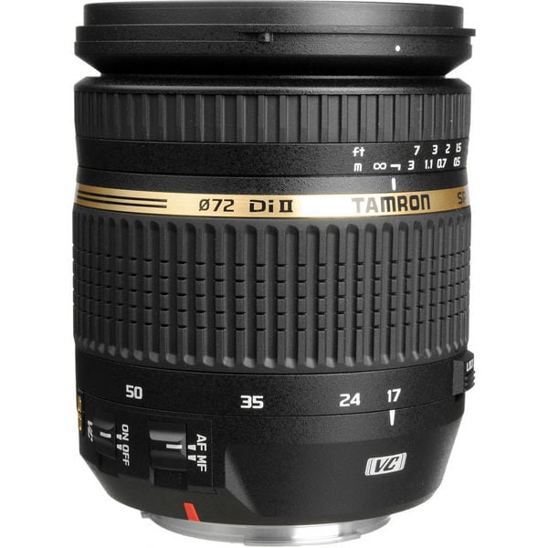 Tamron SP AF 17-50mm f2.8 XR Di II VC LD Aspherical IF Lens for Canon