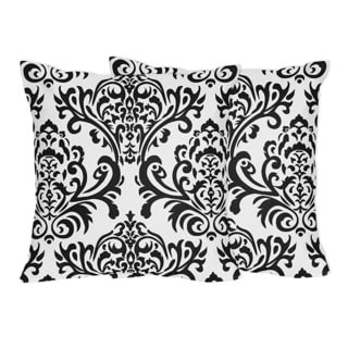 Sweet Jojo Designs Isabella Collections Throw Pillows (Set of 2)