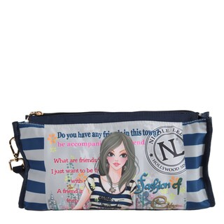 Nicole Lee Catriona Exclusive Blue Dolly Multi-use Organizer