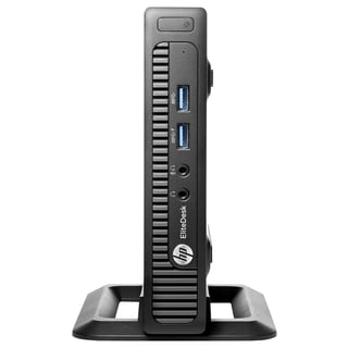 HP EliteDesk 800 G1 Desktop Computer - Intel Core i7 i7-4765T 2 GHz -