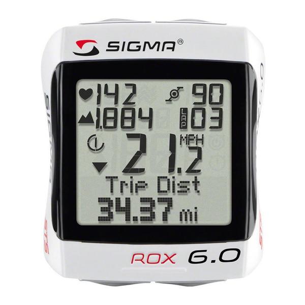 Sigma ROX 6.0 CAD 06171 Wireless Cycling Computer