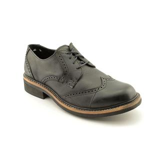 Steve Madden Men's 'Brig' Leather Casual Shoes