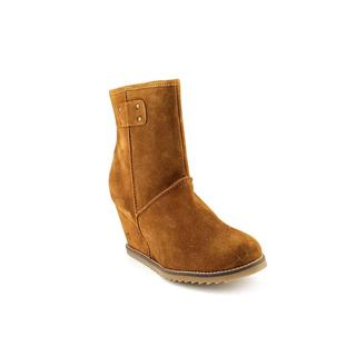 Diba Women's 'Lock It Up' Leather Boots