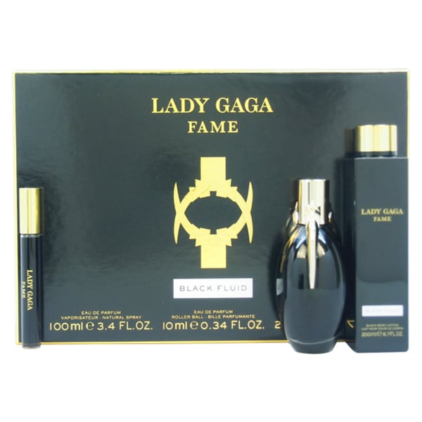 Lady Gaga Fame Women's 3-piece Gift Set