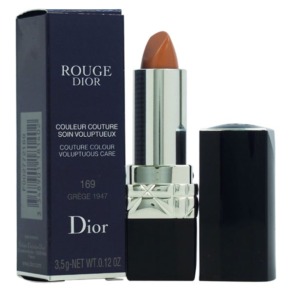 Dior Rouge Dior Couture Colour Voluptuous Care # 169 Grege Lipstick