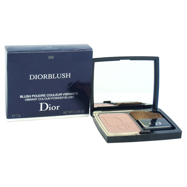 Diorblush Vibrant Colour Powder Blush # 566 Brown Milly 12946933